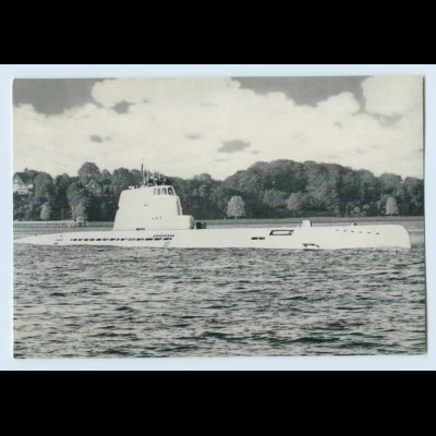 DP054/ Bundeswehr AK U-Boot Wilhelm Bauer