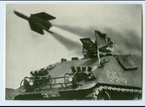 DP059/ Bundeswehr AK Abschuß einer SS 11 Rakete vom HS 30