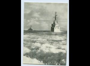 DP070/ Deutsche Bundeswehr AK Zerstörer auf hoher See Marine