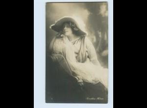 X1G15/ Geraldine Farrar Opernsängerin aus USA Oper Foto AK 1911