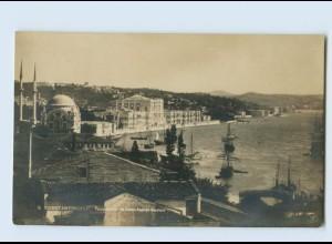 N2361/ Constantinople Türkei Foto AK ca.1912