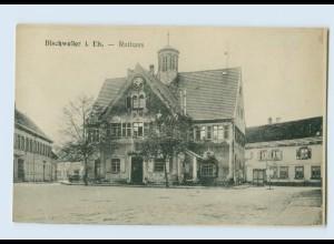 N1939/ Bischweiler Bischwiller im Elsass Frankreich France Rathaus AK ca. 1910