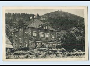 N1910/ St. Gilgen im Elsass Alsace Frankreich France Hotel Pflixburg AK 1943