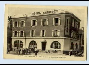 I1690/ Clohars-Carnoet Hotel Carnoet AK ca.1930
