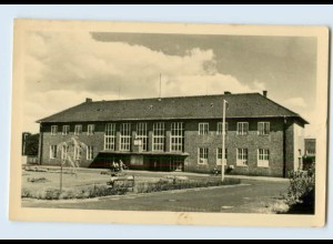 I1945-067./ Bitterfeld-Wolfen Bahnhof Wolfen Foto AK 1954