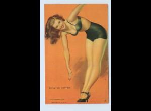 I1984/ Pin Up Erotik Mutoscope Card 1948