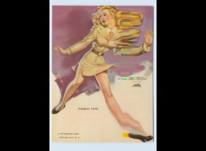 I1967/ Pin Up Erotik Mutoscope Card 1948