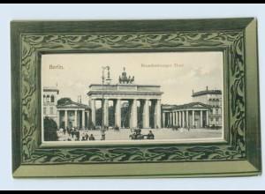 K222/ Berlin Brandenburger Tor schöne AK ca.1910