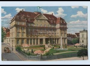 K637-998./ Gotha Schloß-Hotel Wiro AK 1912