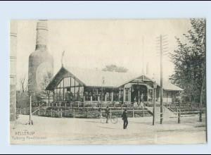 K836/ Hellerup Gentofte Tuborg Pavillonen AK Dänemark ca.1910