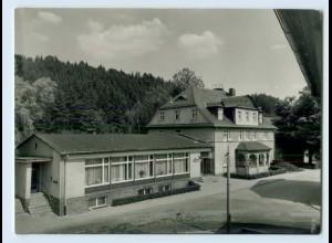 X1P88/ Wurzbach FDGB-Erholungsheim AK