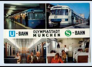 X1P23/ München Bahnstation AK