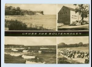 X1P56/ Ostseebad Boltenhagen Gruß aus Boltenhagen AK