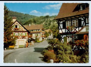 X1O16/ Sasbachwalden im Schwarzwald AK