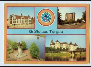 X1P78/ Torgau Gruß aus Torgau AK
