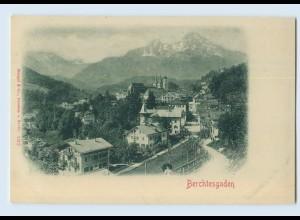 X1P41/ Berchtesgaden ca.1900 AK