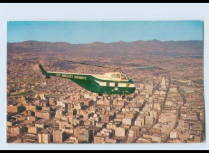 X1O37/ Los Angeles Helicopter Hubschrauber AK 1963 USA
