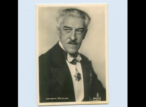 Y1614/ Johann Strauss Foto AK ca.1935