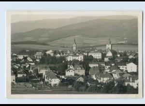 X1T85/ M. Schönberg Sudetengau Foto AK 1940 Tschechien