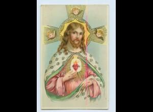 Y1687/ Religion schöne Litho Glanz AK 1913