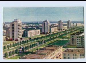 Y694/ Leningrad Sankt Petersburg Russland Novoismailowski-Prospekt AK ca. 1965