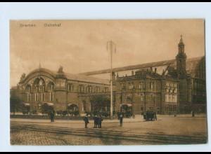 M231/ Bremen Bahnhof 1924 AK