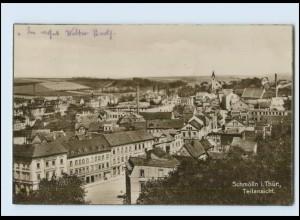 M883-046./ Schmölln Teilansicht 1925 Foto AK
