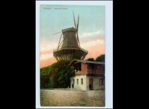 Y1524/ Potsdam Mühle Windmühle AK ca.1910