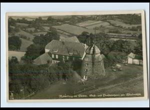 N424-3054/ Rodenberg am Deister Gasthaus zur Windmühle Foto AK 1938