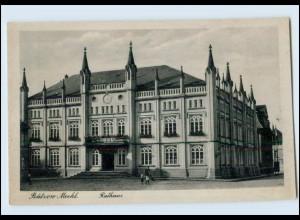 Y127/ Bützow Rathaus AK