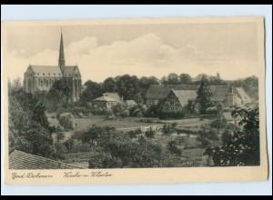 Y125/ Bad Doberan Kirche und Kloster AK