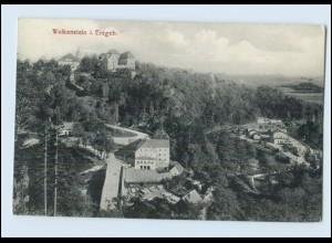 N4981-094./ Wolkenstein im Erzgebirge AK ca.1912
