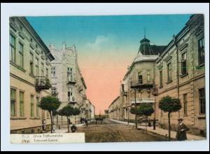 N3151/ Stryi Ulica Trybunalska Ukraine AK 1916
