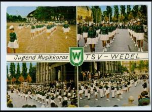Y406/ Jugend Musikkorps TSV Wedel AK Umzug