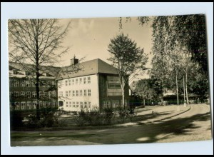 N823-082./ Rodewisch Krankenhaus Obergöltzsch AK 1967
