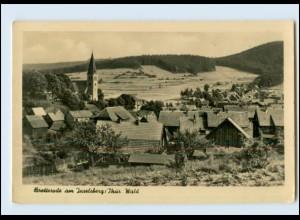 N842-985./ Brotterode Thüringen Foto AK 1956