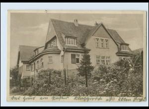 Y412/ Oberheldrungen a. U. Heim des Evang. Jungmännerbundes AK 1928