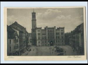 N873-027/ Zittau Das Rathaus AK