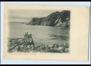 N1317/ Concepcion in Chile Boca del rio Bio Bio AK ca. 1900