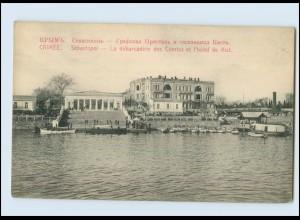 N1063/ Krim Sebastopol Hotel de Kist Ukraine AK ca.1910