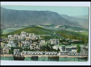 N1119/ Jalty Yalta Krim Ukraine AK ca.1912