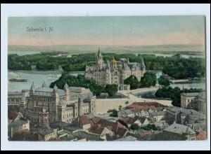 N1746/ Schwerin schöne AK 1908