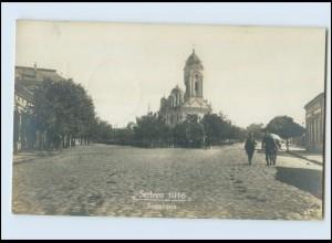 N1610/ Semendria Serbien 1916 Foto AK