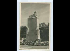 N2180-994./ Weimar 94er-Denkmal Foto AK ca. 1930