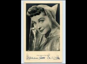 N2935/ Hannelore Schroth Original Autogramm Ross Foto AK Schauspieler