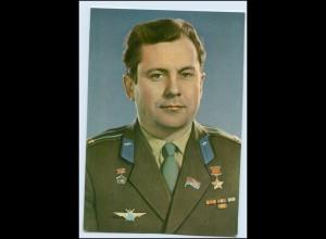 N3677/ Raumfahrt Rußland Kosmonaut Astronaut AK