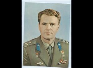 N3649/ Raumfahrt Rußland Kosmonaut Astronaut AK 1969