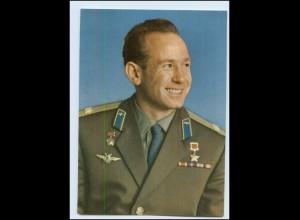 N3675/ Raumfahrt Rußland Kosmonaut Astronaut AK