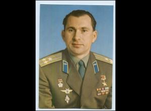 N3678/ Raumfahrt Rußland Kosmonaut Astronaut AK