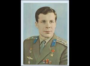 N3646/ Raumfahrt Rußland Kosmonaut Astronaut AK 1969